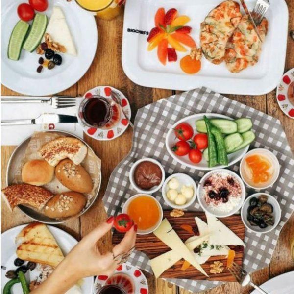 Süt ve Kahvaltılıklar